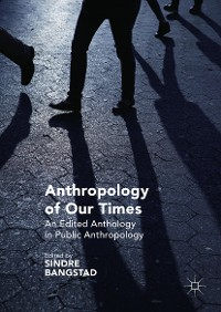 Cover Anthropology of Our Times