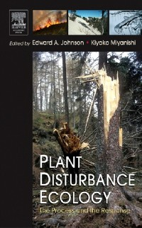 Cover Plant Disturbance Ecology