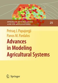 Cover Advances in Modeling Agricultural Systems