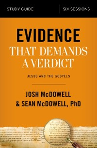 Cover Evidence That Demands a Verdict Study Guide