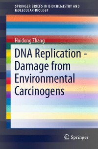 Cover DNA Replication - Damage from Environmental Carcinogens