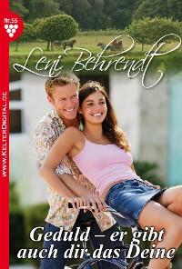 Cover Leni Behrendt 55 – Liebesroman