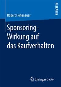 Cover Sponsoring-Wirkung auf das Kaufverhalten