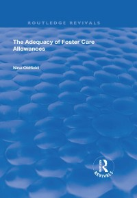 Cover Adequacy of Foster Care Allowances
