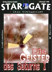 Cover STAR GATE 083: Die Geister des Saturns I