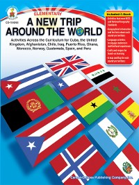 Cover A New Trip Around the World, Grades K - 5