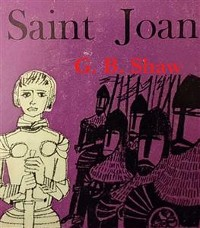 Cover Saint Joan
