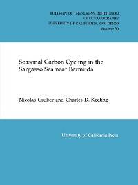 Cover Seasonal Carbon Cycling in the Sargasso Sea Near Bermuda