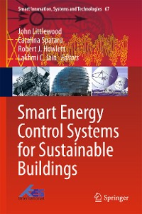 Cover Smart Energy Control Systems for Sustainable Buildings