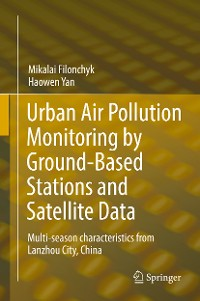 Cover Urban Air Pollution Monitoring by Ground-Based Stations and Satellite Data
