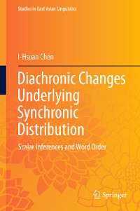 Cover Diachronic Changes Underlying Synchronic Distribution