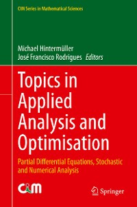 Cover Topics in Applied Analysis and Optimisation