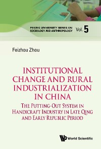 Cover Institutional Change and Rural Industrialization in China