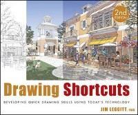 Cover Drawing Shortcuts