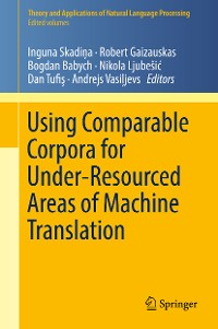 Cover Using Comparable Corpora for Under-Resourced Areas of Machine Translation
