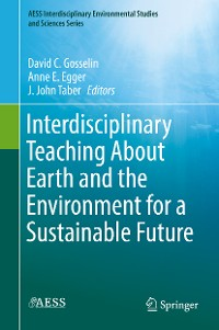 Cover Interdisciplinary Teaching About Earth and the Environment for a Sustainable Future