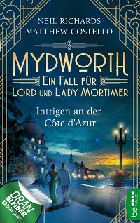 Cover Mydworth - Intrigen an der Côte d'Azur
