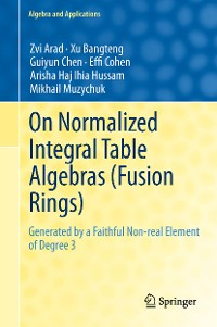 Cover On Normalized Integral Table Algebras (Fusion Rings)