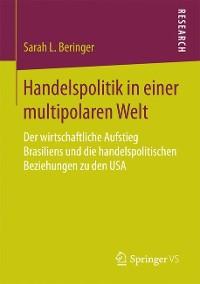 Cover Handelspolitik in einer multipolaren Welt