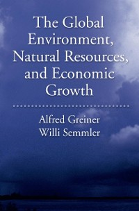 Cover Global Environment, Natural Resources, and Economic Growth