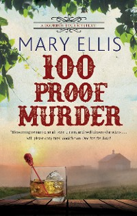 Cover 100 Proof Murder