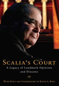 Cover Scalia's Court