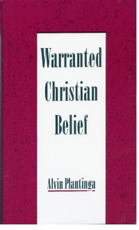 Cover Warranted Christian Belief