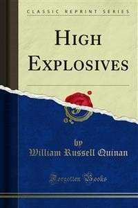 Cover High Explosives