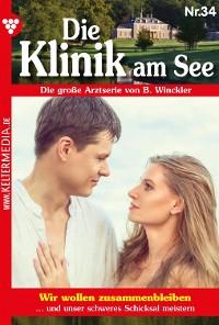 Cover Die Klinik am See 34 – Arztroman