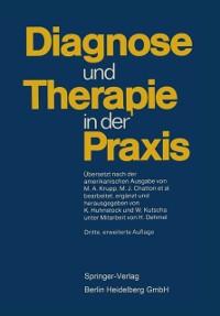 Cover Diagnose und Therapie in der Praxis