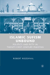 Cover Islamic Sufism Unbound
