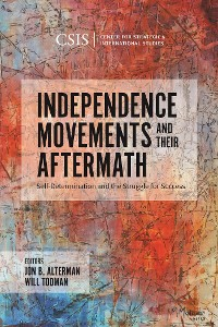Cover Independence Movements and Their Aftermath