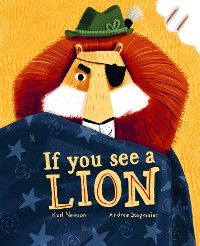 Cover If You See a Lion