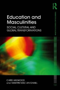 Cover Education and Masculinities