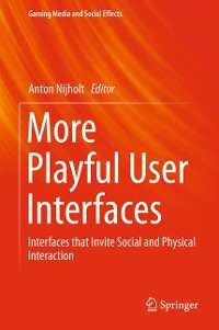 Cover More Playful User Interfaces