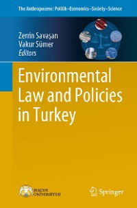 Cover Environmental Law and Policies in Turkey