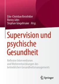 Cover Supervision und psychische Gesundheit