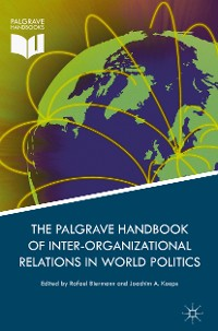 Cover Palgrave Handbook of Inter-Organizational Relations in World Politics