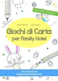 Cover Giochi di carta per family hotel