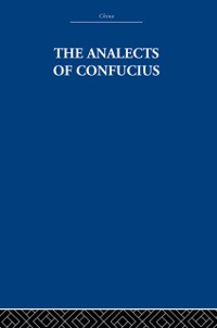Cover Analects of Confucius