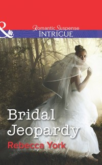 Cover Bridal Jeopardy (Mills & Boon Intrigue) (Mindbenders, Book 3)