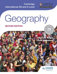 Cover Cambridge International AS and A Level Geography second edition