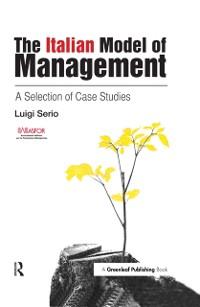 Cover Italian Model of Management