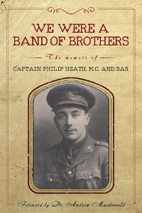 Cover We Were a Band of Brothers