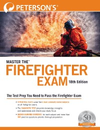 Cover Master the Firefighter Exam