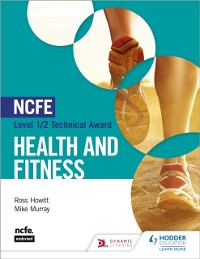 Cover NCFE Level 1/2 Technical Award in Health and Fitness