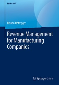 Cover Revenue Management for Manufacturing Companies