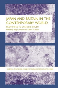 Cover Japan and Britain in the Contemporary World