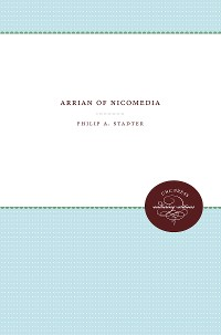 Cover Arrian of Nicomedia
