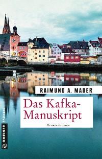Cover Das Kafka-Manuskript